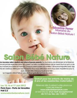 salon bébé nature
