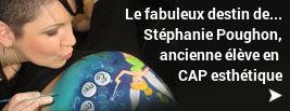 Stéphanie Poughon CAP esthetique