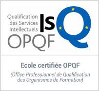 école certifiée OPQF