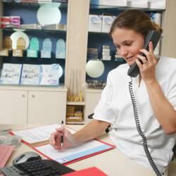 métier secrétaire médicale