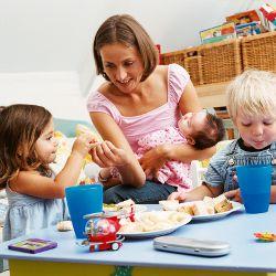 métier assistante maternelle