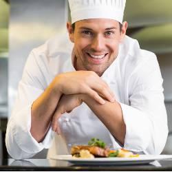métier cuisinier