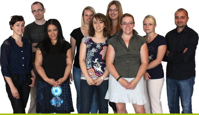 équipe pédagogique du centre européen de formation