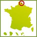 le centre européen de formation est situé à villeneuve d'ascq, dans le nord de la France