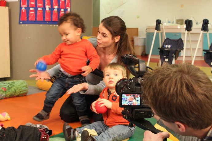 tournage spot pub cap petit enfance