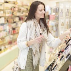 métier vendeur en parfumerie