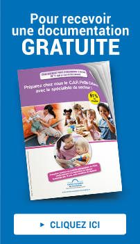 brochure enfance