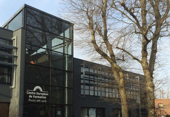 Le Centre Européen de Formation déménage à l'Atrium