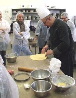 Cours de cuisine avec Jean Claude Lequain