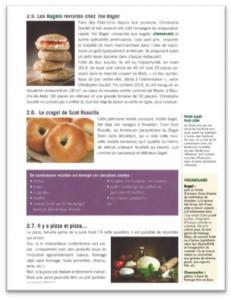 Exemple de cours CAP cuisine