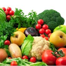 Légumes crus Raw Food