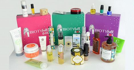 Coffret beauté Byotifull Box