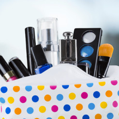 trousse de maquillage