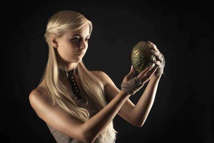 coiffures à emprunter à Game of Thrones
