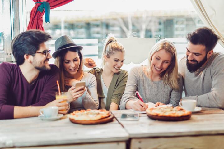 meilleurs amis influencent votre santé