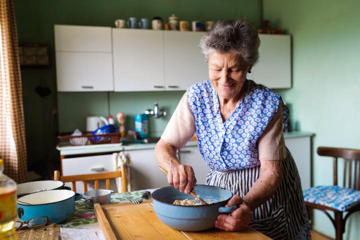 secrets de grand-mère
