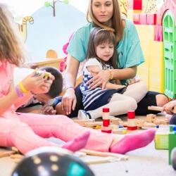 programme CAP Accompagnant Éducatif Petite Enfance