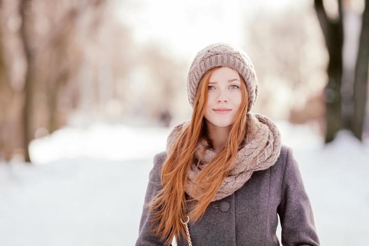 protéger ses cheveux hiver