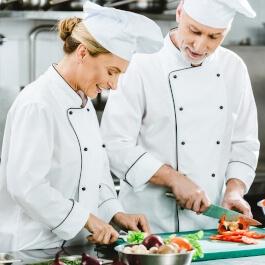 gérant cuisine collective