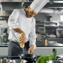 programme CAP Cuisine