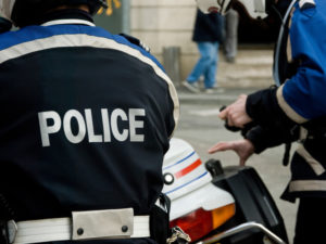 concours police