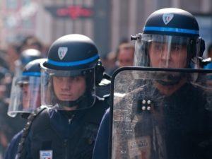 concours policier