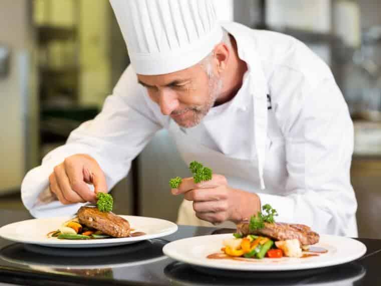 gérant de cuisine collective