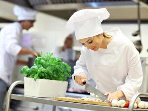 métier commis de cuisine