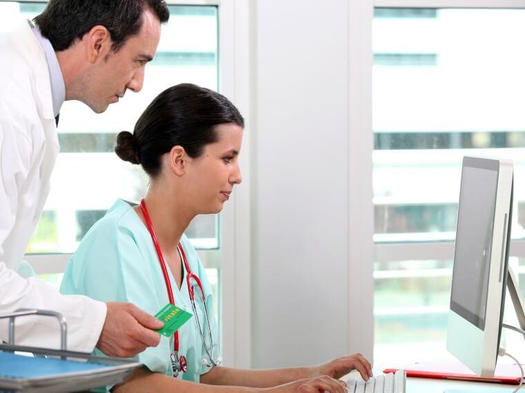 métier secrétaire assistant médico social
