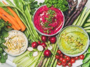 spécialisation cuisine végétale