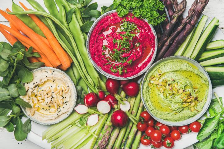 cuisine végétale