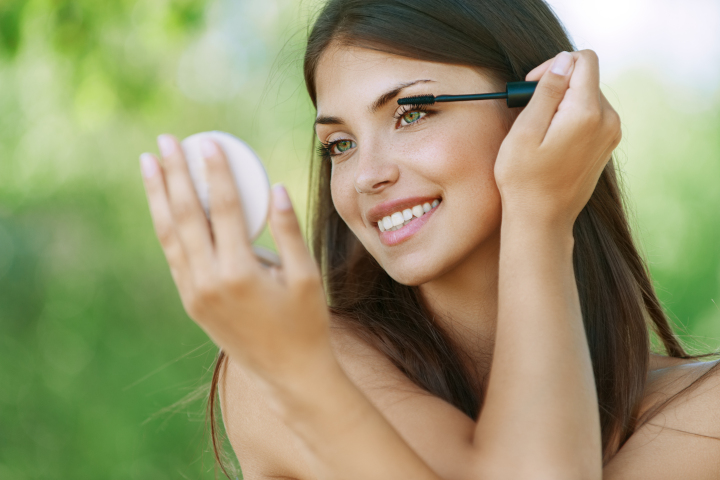 maquillage green