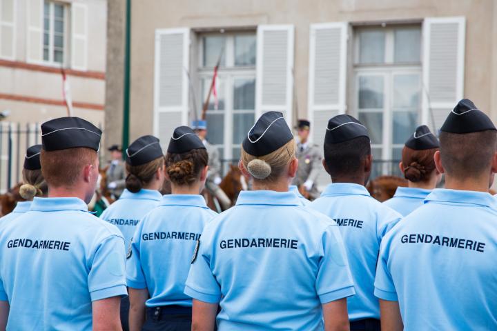 Se préparer au concours gendarme