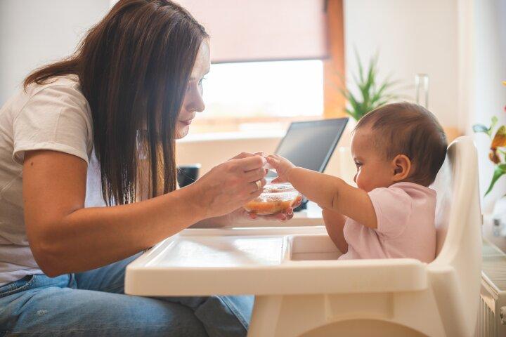 Allergies alimentaires chez l'enfant