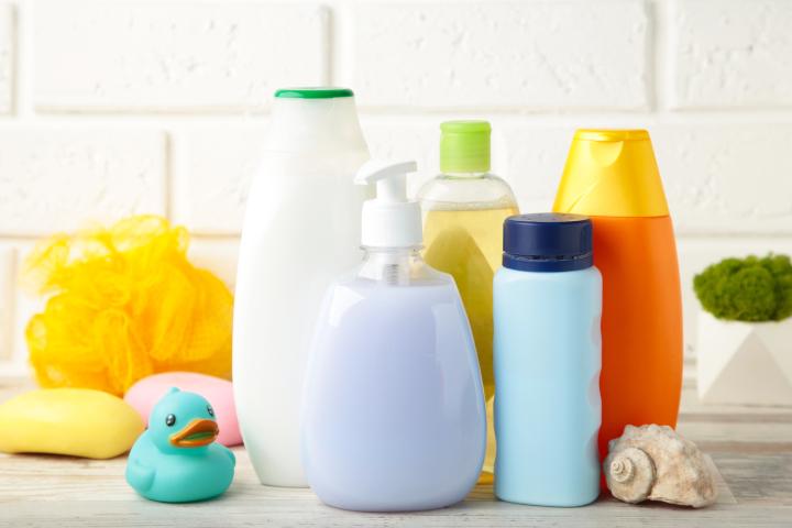 produits d'hygiène de bébé