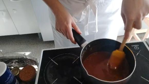 tutoriel caramel beurre salé